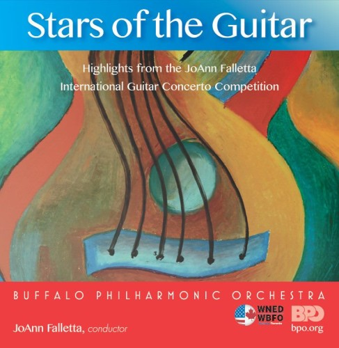 Stars of the Guitar CD, Marko Topchii with BPO and JoAnn Faletta